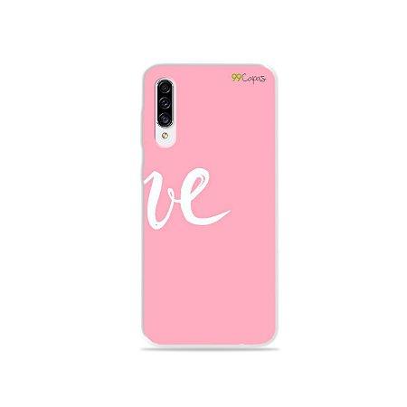 Capa para Galaxy A30s - Love 2