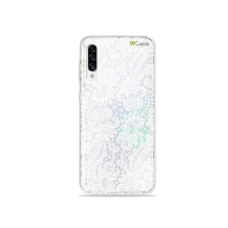 Capa para Galaxy A30s - Rendada