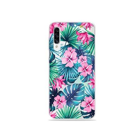 Capa para Galaxy A30s - Tropical