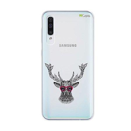 Capa para Galaxy A50s - Alce Hipster