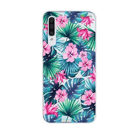 Capa para Galaxy A50s - Tropical