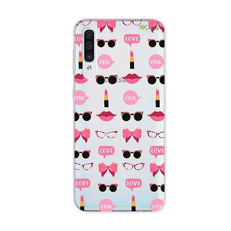 Capa para Galaxy A50s - Girls