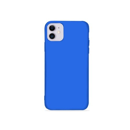 Silicone Case Azul Bic para Iphone 11 (acompanha Pop Socket) - 99Capas