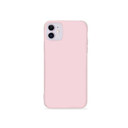 Silicone Case Rosa Candy para Iphone 11 (acompanha Pop Socket) - 99Capas
