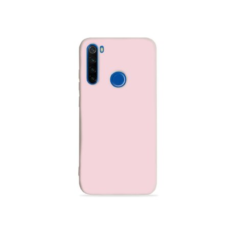 Silicone Case Rosa Candy para Redmi Note 8 (acompanha Pop Socket) - 99Capas