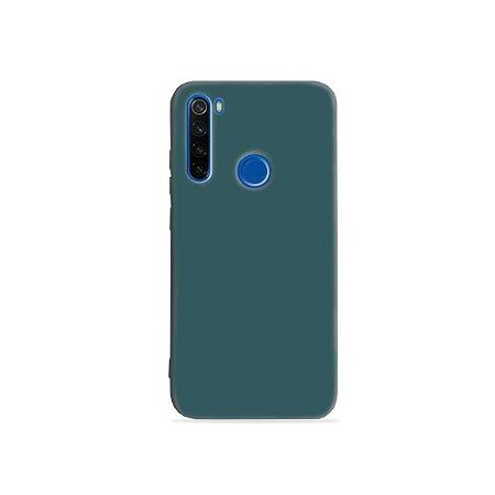 Silicone Case Verde Cacto para Redmi Note 8 (acompanha Pop Socket) - 99Capas