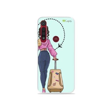 Capa para Moto G8 Play - Best Friends 2