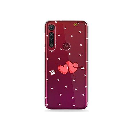 Capa para Moto G8 Play - In Love