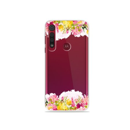 Capa para Moto G8 Play - Botânica
