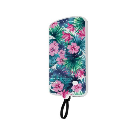 99Snap Powerbank - Micro USB V8 ( Carregador portátil para celular) Tropical