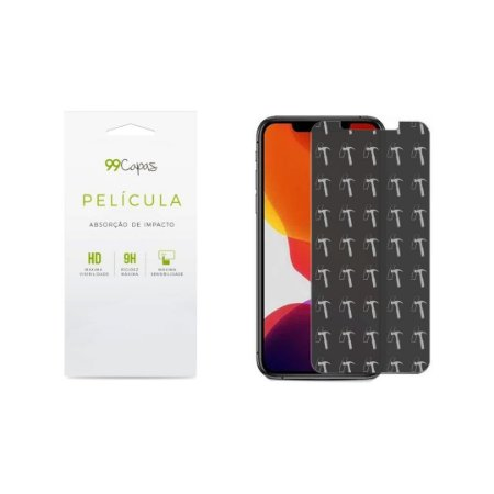 Película de Nano Vidro para iPhone XR