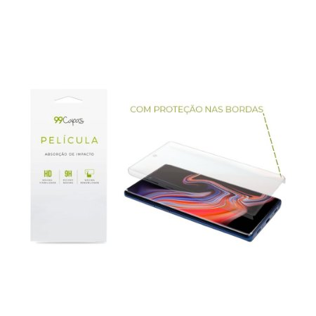 Película de Nano Gel para Galaxy Note 10
