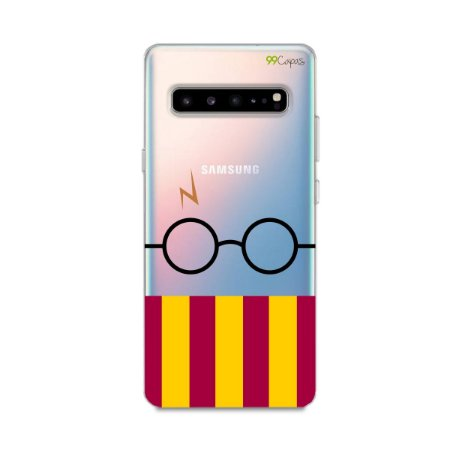 Capinha (transparente) para Galaxy S10 - H.P.