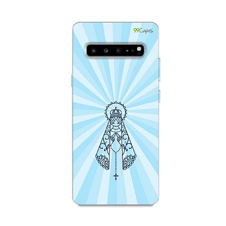 Capinha para Galaxy S10 - Nossa Senhora