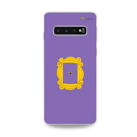 Capinha para Galaxy S10 Plus - Friends
