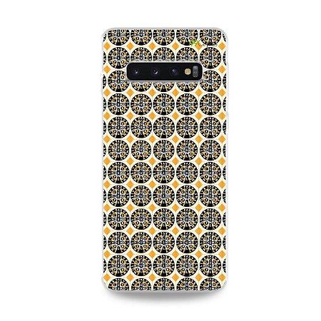 Capinha para Galaxy S10 Plus - Medalha de São Bento