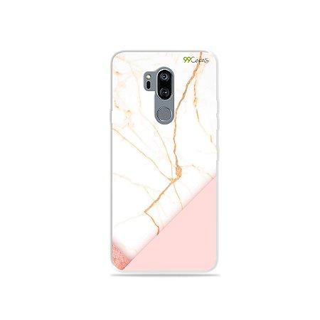 Capinha para LG G7 ThinQ - Marble