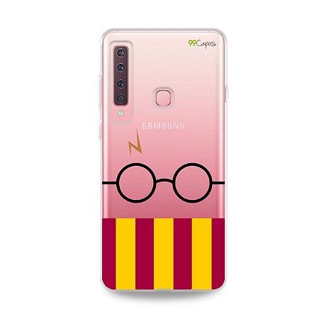 Capinha (transparente) para Galaxy A9 2018 - H.P.