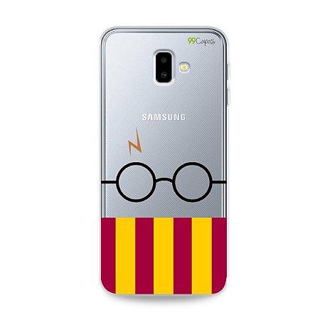 Capinha (transparente) para Galaxy J6 Plus - H.P.