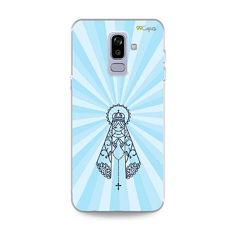 Capinha para Galaxy J8 - Nossa Senhora