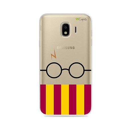 Capinha (transparente) para Galaxy J4 2018 - H.P.