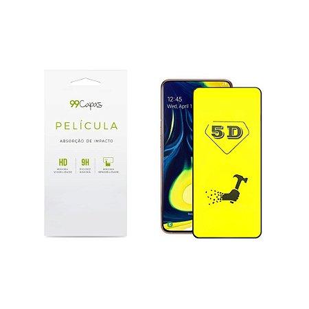 Película de Gel 5D (flexível) para Galaxy A90 - 99Capas