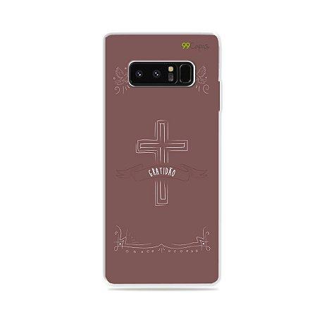 Capinha para Galaxy Note 8 - Gratidão