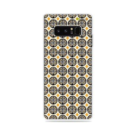Capinha para Galaxy Note 8 - Medalha de São Bento