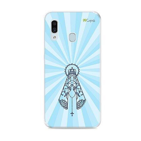 Capinha para Galaxy A30 - Nossa Senhora
