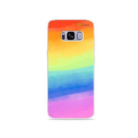 Capinha para Asus Zenfone 3 - 5.2 Polegadas - Rainbow