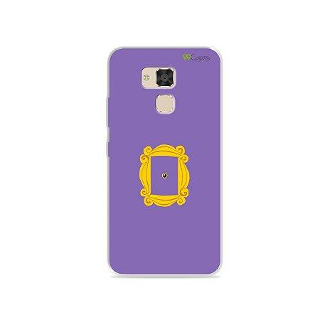 Capinha para Asus Zenfone 3 Max- 5.2 Polegadas - Friends