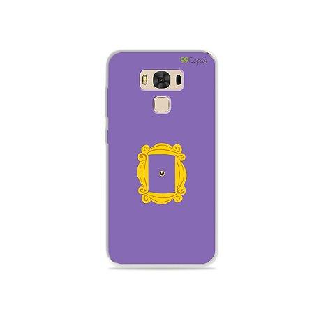 Capinha para Asus Zenfone 3 Max- 5.5 Polegadas - Friends