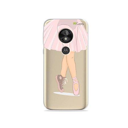 Capa para Moto E5 Play - Bailarina