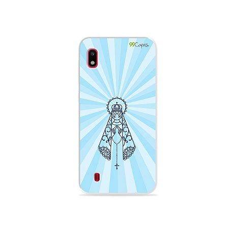 Capinha para Galaxy A10 - Nossa Senhora