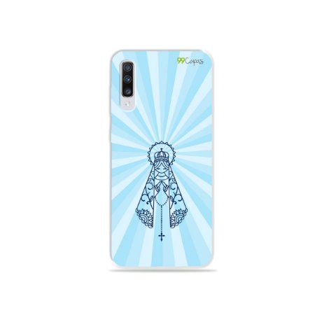 Capinha para Galaxy A70 - Nossa Senhora