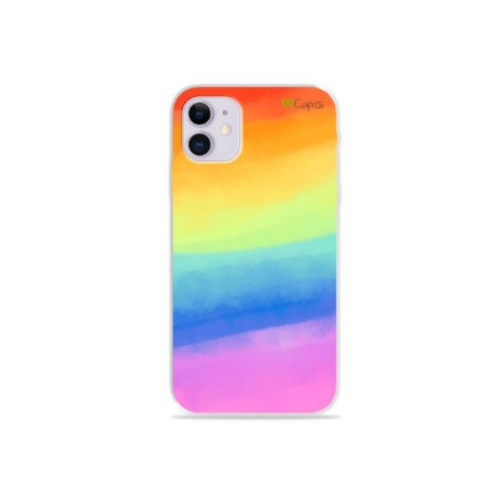 Capinha para iPhone 11 - Rainbow