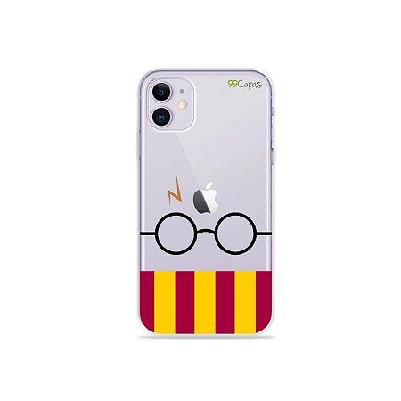 Capinha (transparente) para iPhone 11 - H.P.