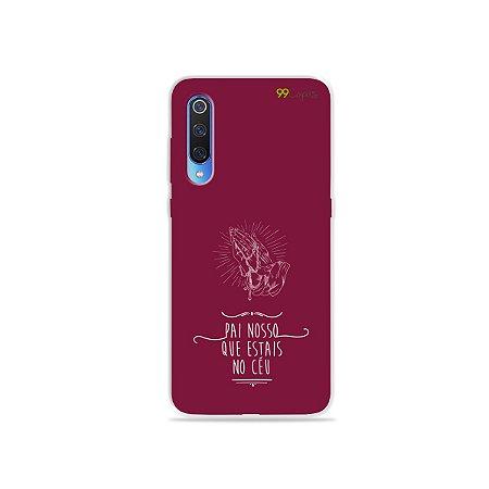 Capinha para Xiaomi Mi 9 - Pai Nosso