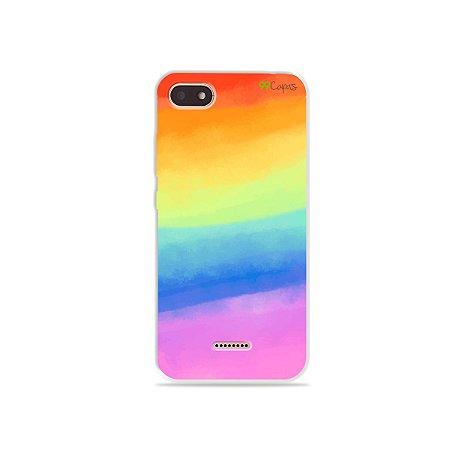 Capinha para Xiaomi Redmi 6 - Rainbow