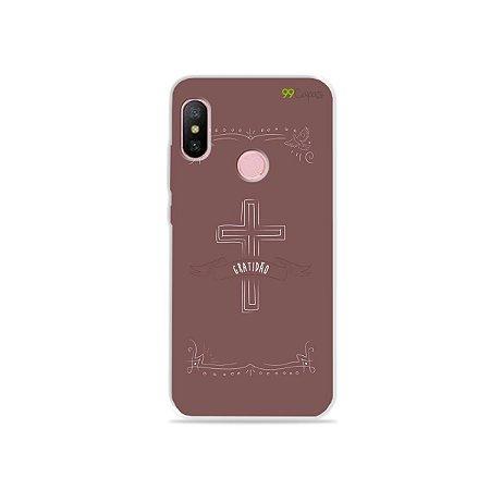Capinha para Xiaomi Redmi Note 6 - Gratidão