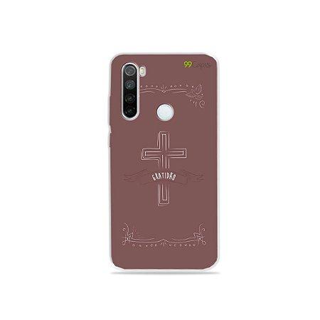 Capinha para Xiaomi Redmi Note 8 - Gratidão