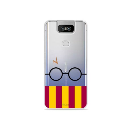 Capinha (transparente) para Zenfone 6 - H.P.