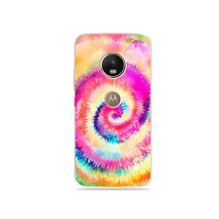 Capinha para Moto G5 Plus - Tie Dye