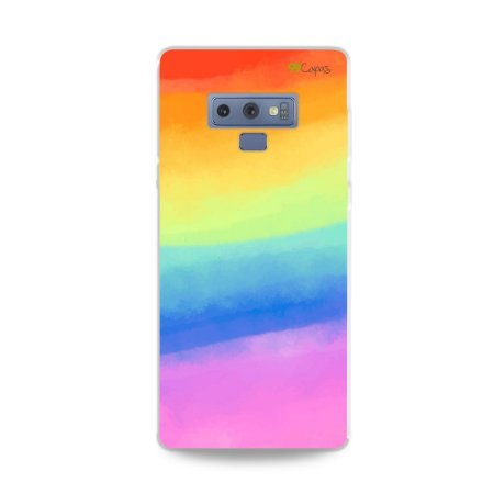 Capinha para Galaxy Note 9 - Rainbow