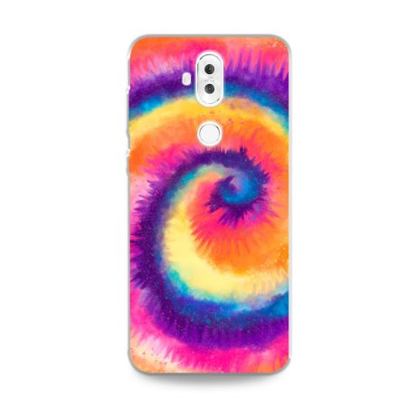 Capinha para Zenfone 5 Selfie - Tie Dye Roxo