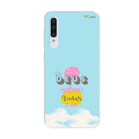 Capinha para Galaxy A50s - Amar a Deus