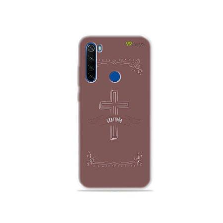 Capinha para Xiaomi Redmi Note 8T - Gratidão