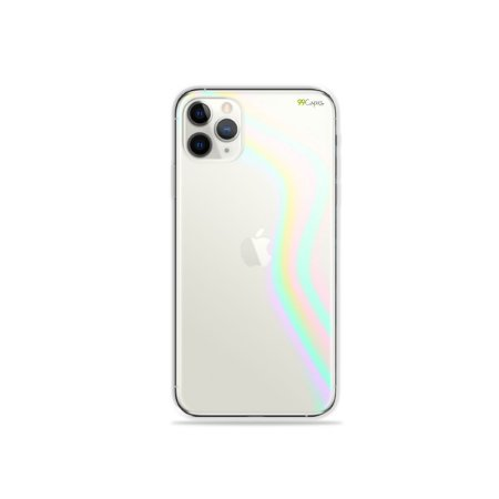 Capinha Holo Translúcida para iPhone 11 Pro Max