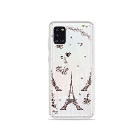 Capa Paris para Galaxy A31