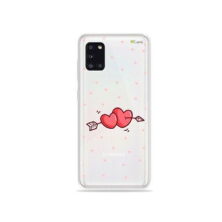 Capa In Love para Galaxy A31